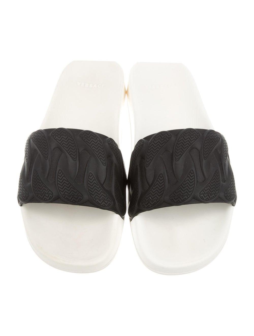 Versace Slides Black - image 3