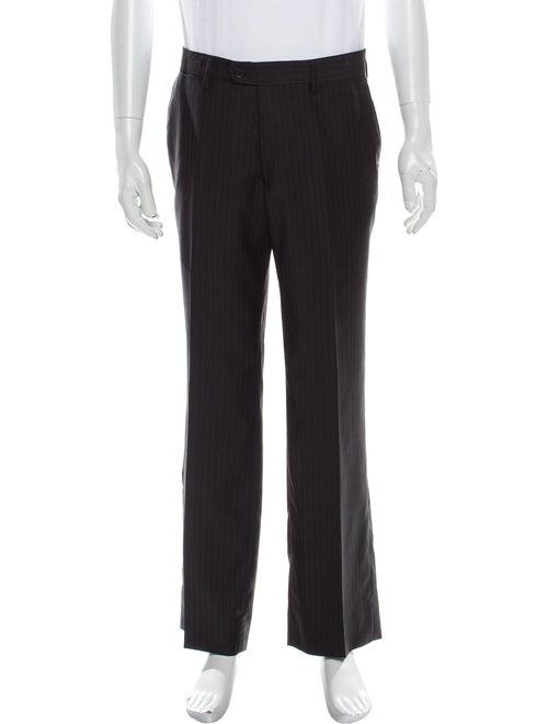 Versace Wool Dress Pants Wool