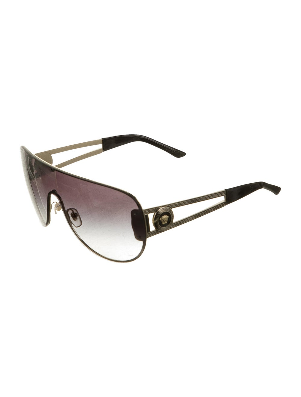 Versace Medusa Aviator Sunglasses gold - image 2