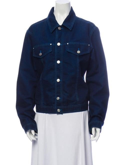 Versace Denim Jacket Denim