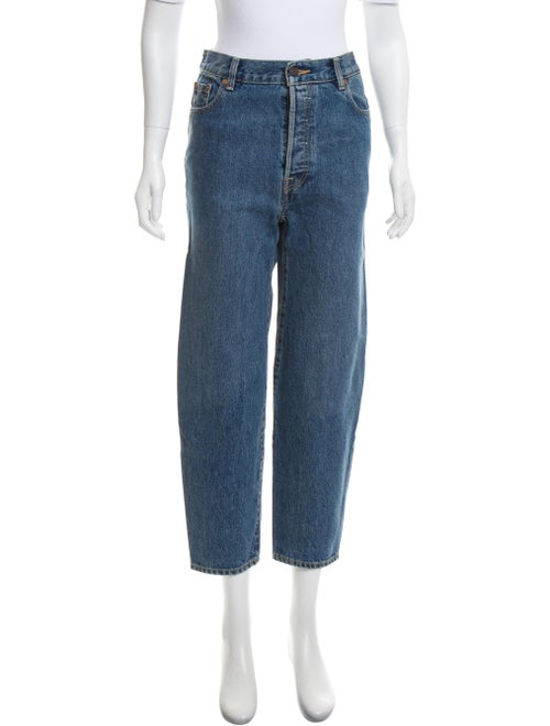 2017 High Rise Straight Leg Jeans W/ Tags by Vetements X Levi's
