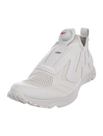af2be7859f5a25 Vetements x Reebok. 2017 Pump Supreme DSM Sneakers. Size  EU 43
