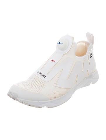 ace36d1b5816c7 Vetements x Reebok. 2017 Pump Supreme Sneakers