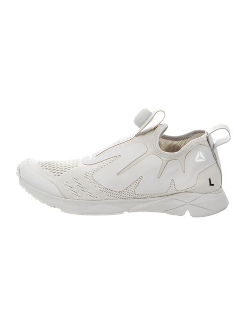 Vetements x Reebok Pump Supreme Sneakers Grey - image 1