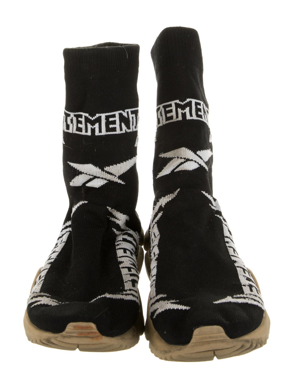 Vetements x Reebok Knit Sock Sneakers Black - image 3