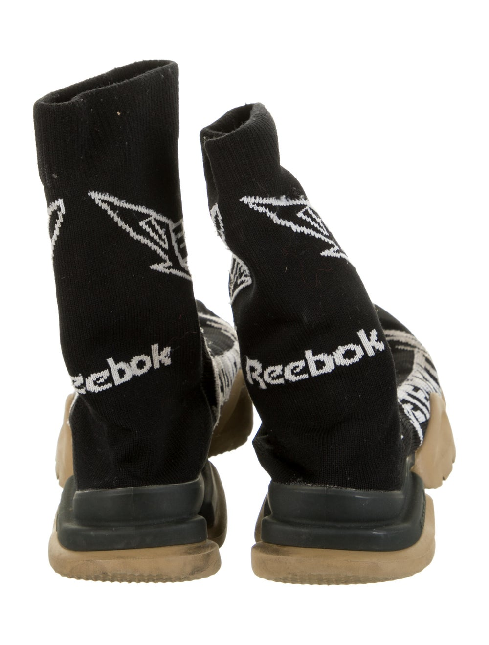 Vetements x Reebok Knit Sock Sneakers Black - image 4