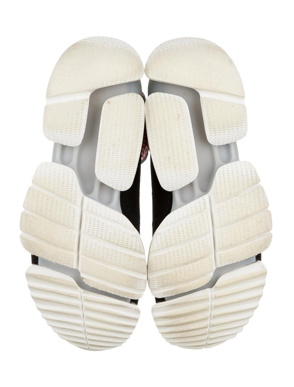 Vetements x Reebok Pump Sock Sneakers Black - image 5