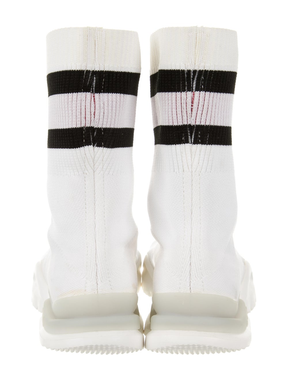 Vetements x Reebok Sock Pump Sock Sneakers White - image 4