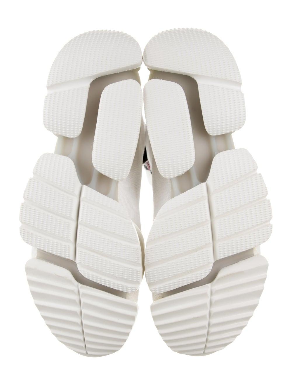 Vetements x Reebok Sock Pump Sock Sneakers White - image 5