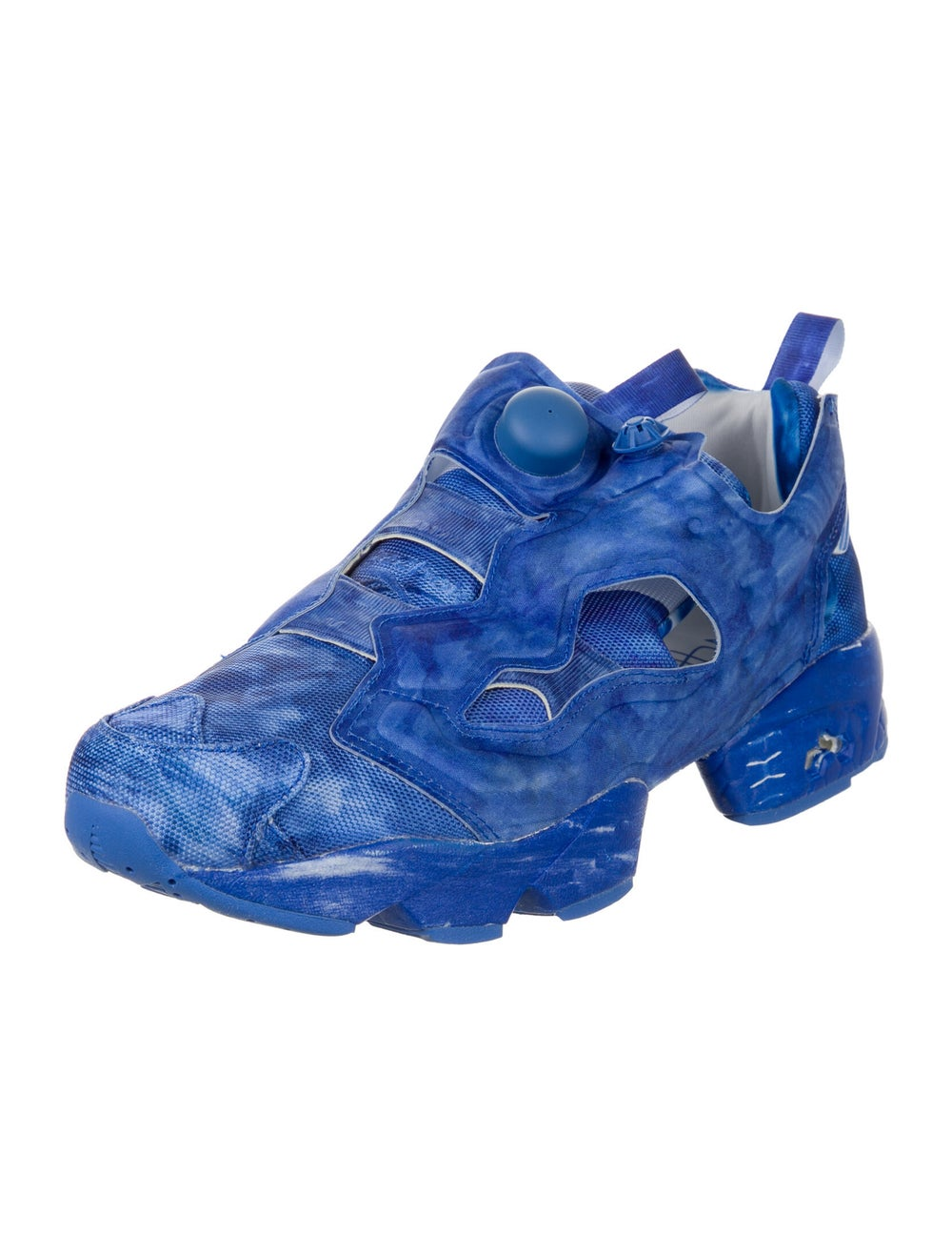 Vetements x Reebok Instapump Fury Sneakers w/ Tag… - image 2