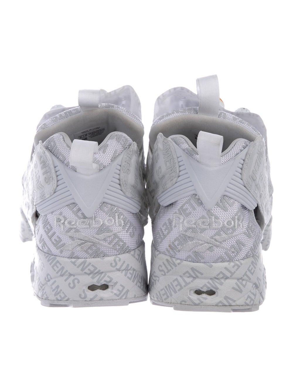 Vetements x Reebok Instapump Fury Emoji Sneakers … - image 4