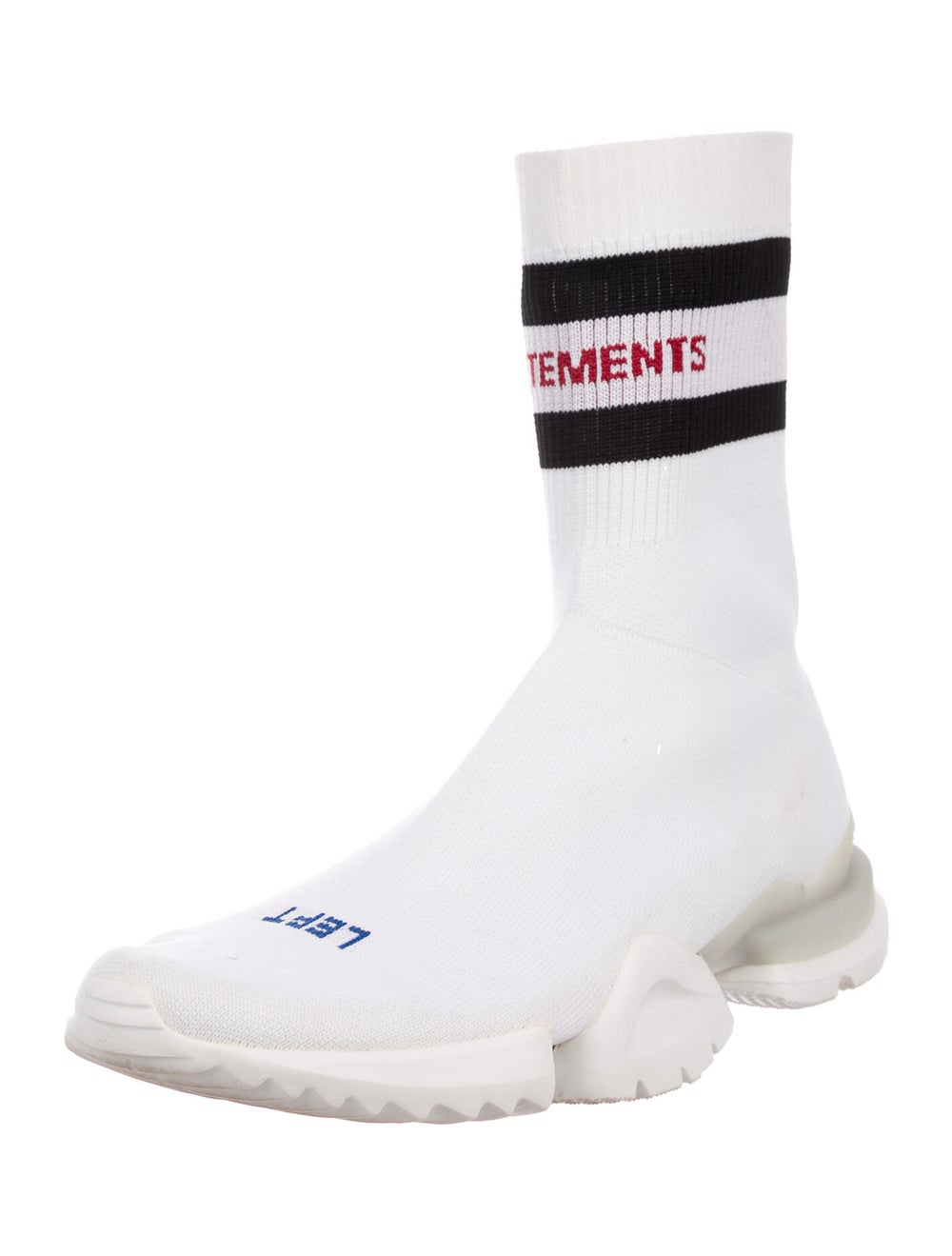 Vetements x Reebok Sock Pump High-Top Sock Sneake… - image 2