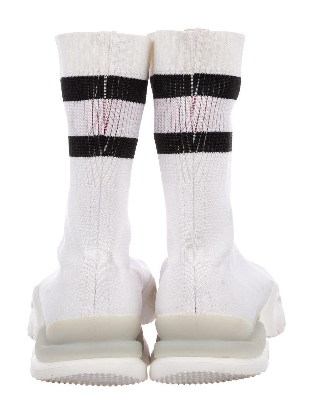 Vetements x Reebok Sock Pump High-Top Sock Sneake… - image 4