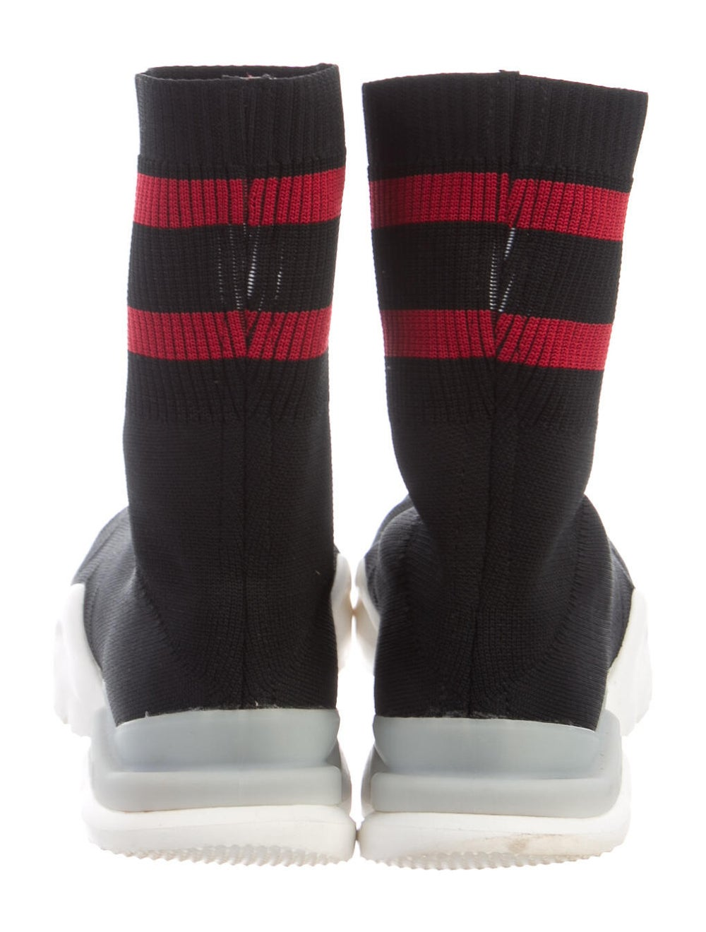 Vetements x Reebok Sock Pump High-Top Sock Sneake… - image 4