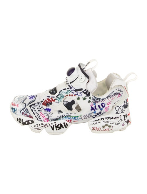 Vetements x Reebok Instapump Fury Chunky Sneakers