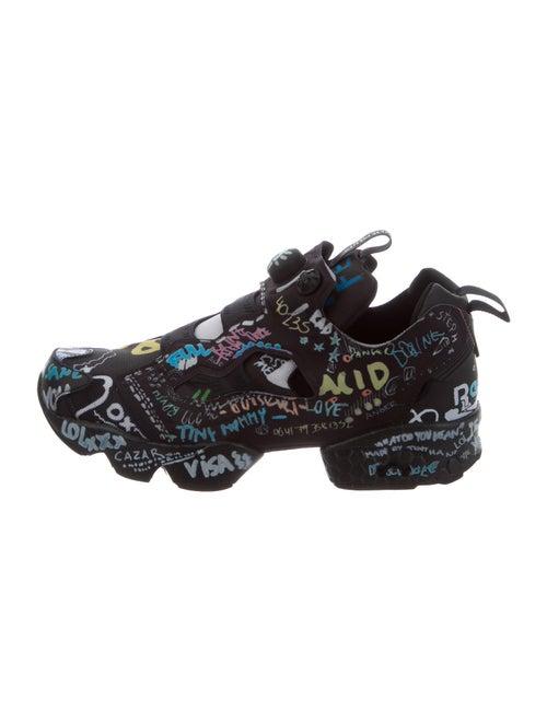 Vetements x Reebok Instapump Fury sneakers Chunky