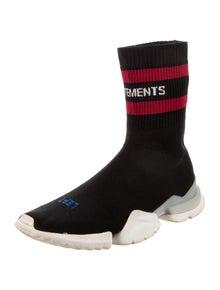 Vetements x Reebok Graphic Print Sock Sneakers