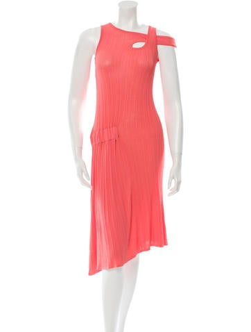 Viktor & Rolf Rib Knit Dress w/ Tags None
