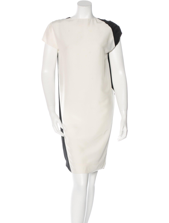 viktor rolf sleeveless mini dress clothing vik20963 the realreal. Black Bedroom Furniture Sets. Home Design Ideas