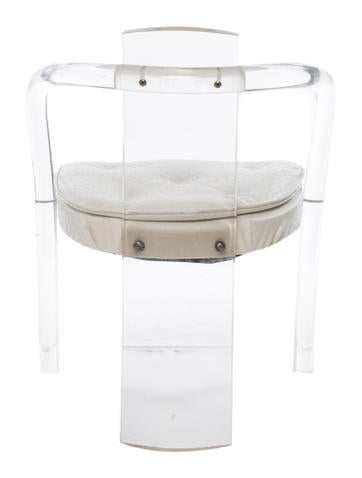 Lucite Chairs