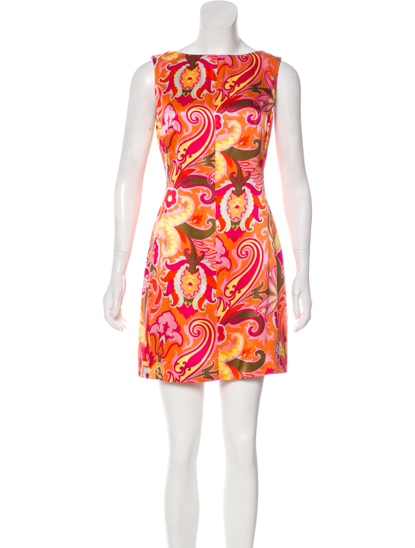 7afd100e455429 Victor Alfaro Sleeveless Mini Dress - Clothing - VIT20209 | The RealReal