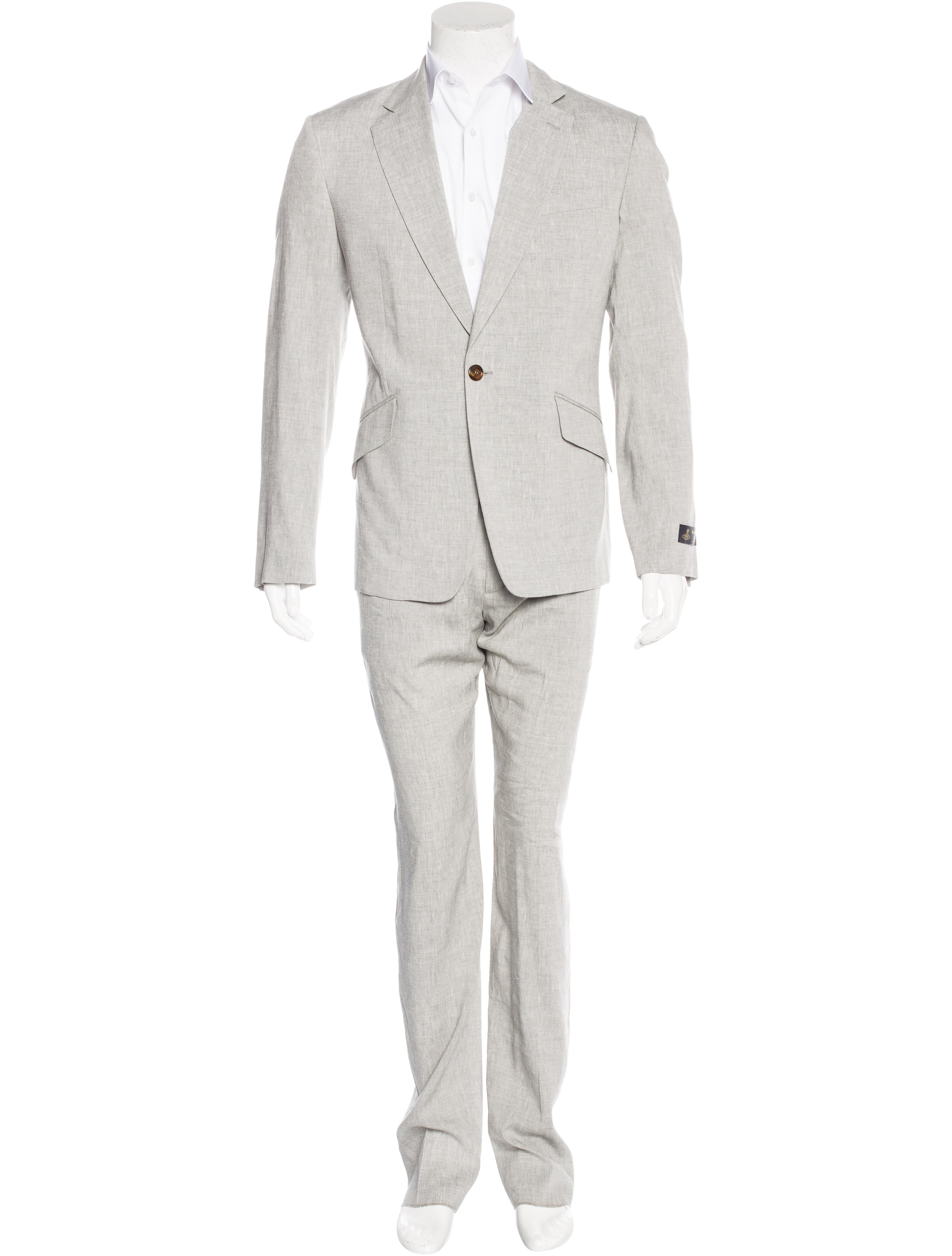 Shop Linen & Linen Blend Men's Suits and get free shipping w/minimum purchase! Macy's Presents: The Edit - A curated mix of fashion and inspiration Check It Out Free Shipping with $99 purchase + Free Store Pickup.