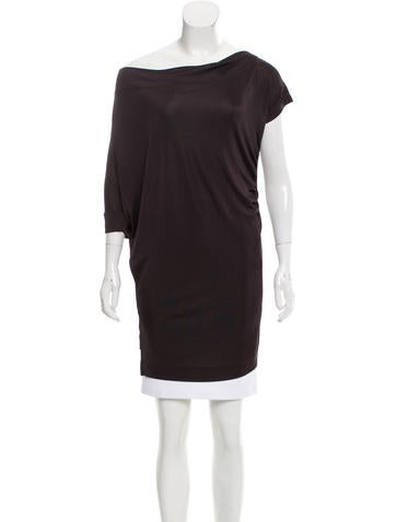 Vivienne Westwood Short Sleeve Knit Tunic None