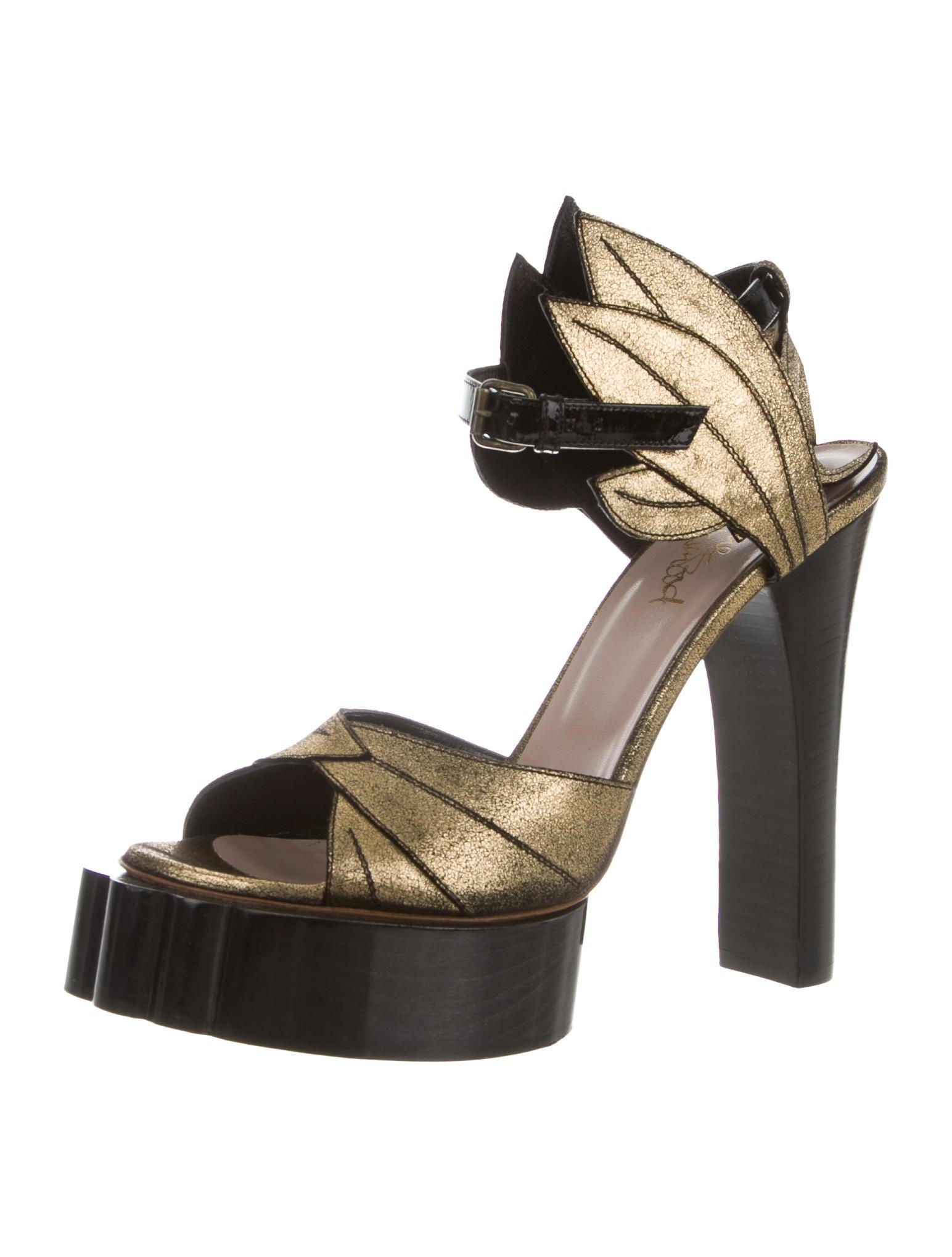 cheap sale the cheapest cheap 100% guaranteed Vivienne Westwood Aphrodite Beast Platform Sandals discount amazing price UFf2BtrMl
