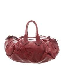 da13a19476c Vivienne Westwood. Leather Handle Bag