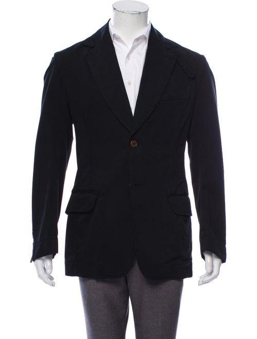 Vivienne Westwood Two-Button Twill Blazer black - image 1