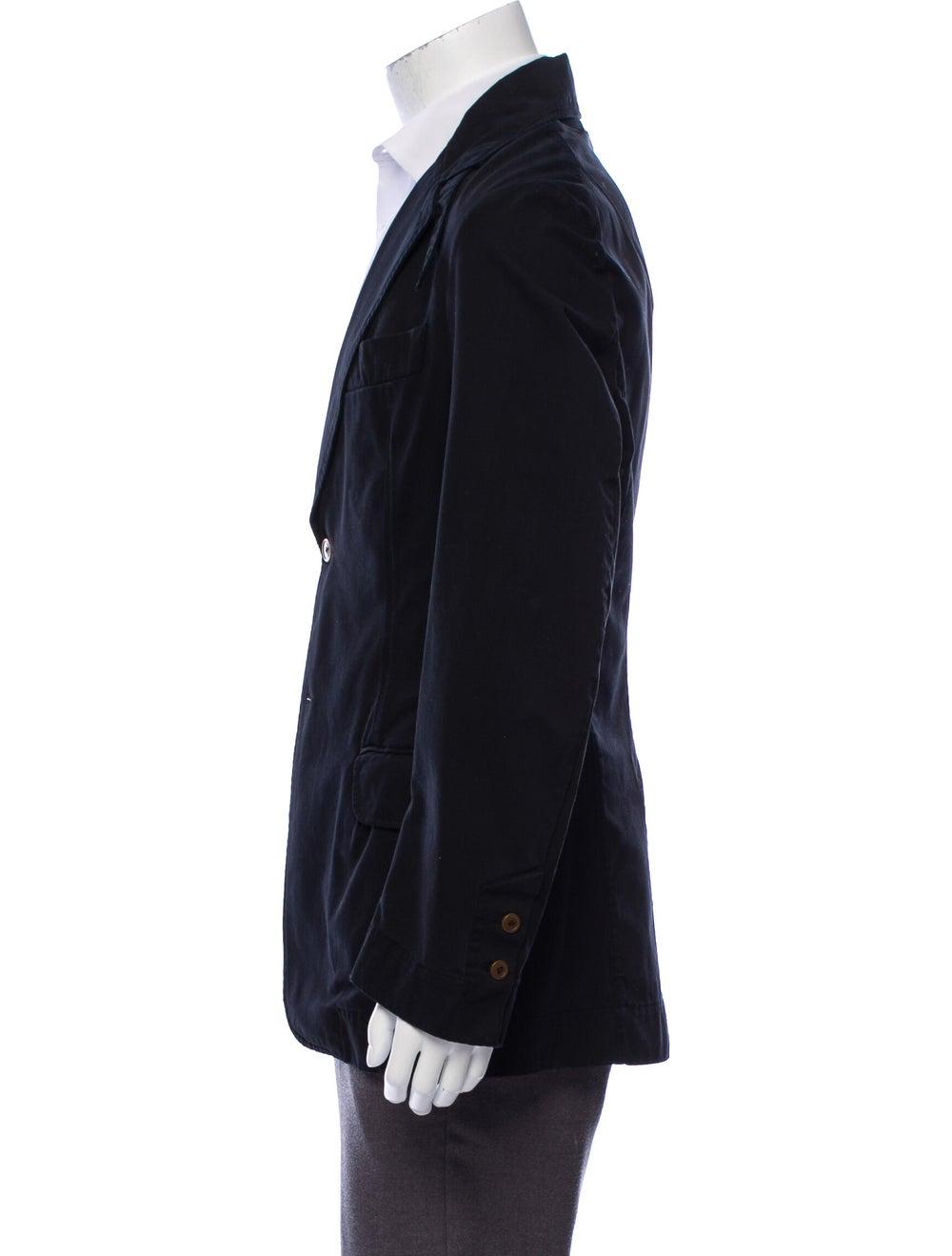 Vivienne Westwood Two-Button Twill Blazer black - image 2