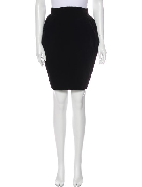 Vivienne Westwood Knee-Length Skirt Black