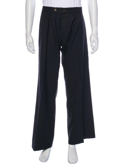 Vivienne Westwood Wool Dress Pants Wool