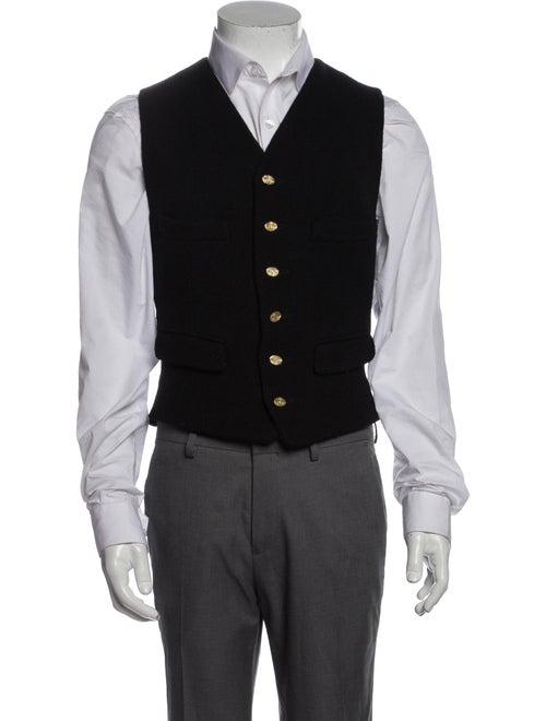Vivienne Westwood Vintage 1990's Suit Vest Black