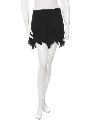 Vilshenko High-Rise Wide-Leg Culottes w/ Tags