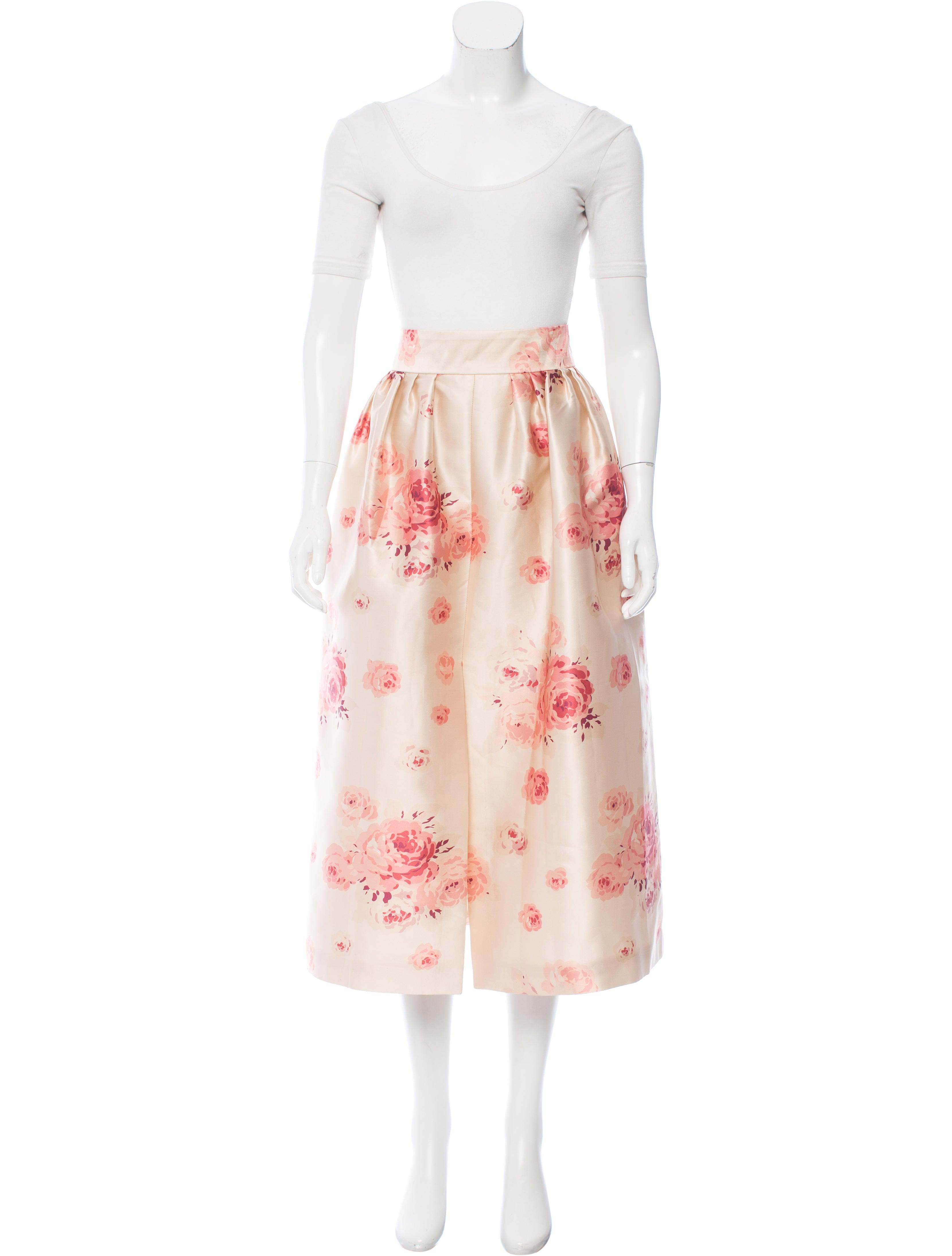 Satin Skirt Set 103