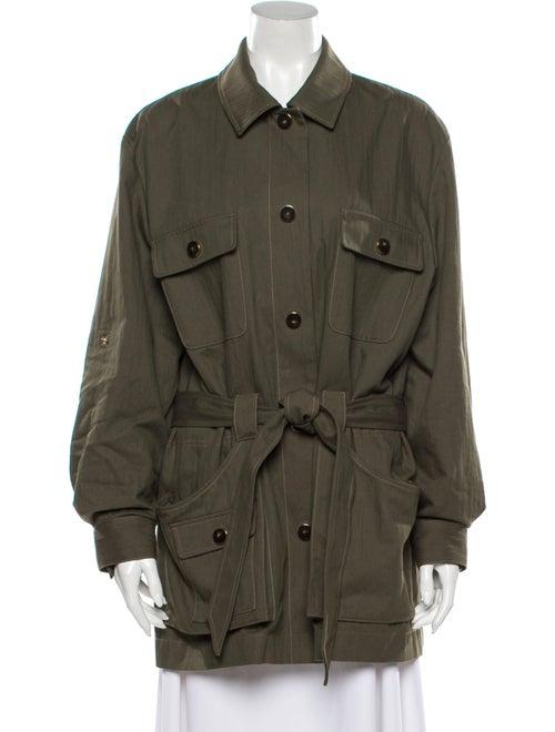 Vanessa Seward Coat Green