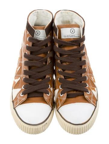 Kiefer-Hi Nez Perce Sneakers