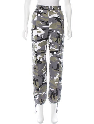 Winter 2017 Camouflage Pants w/ Tags