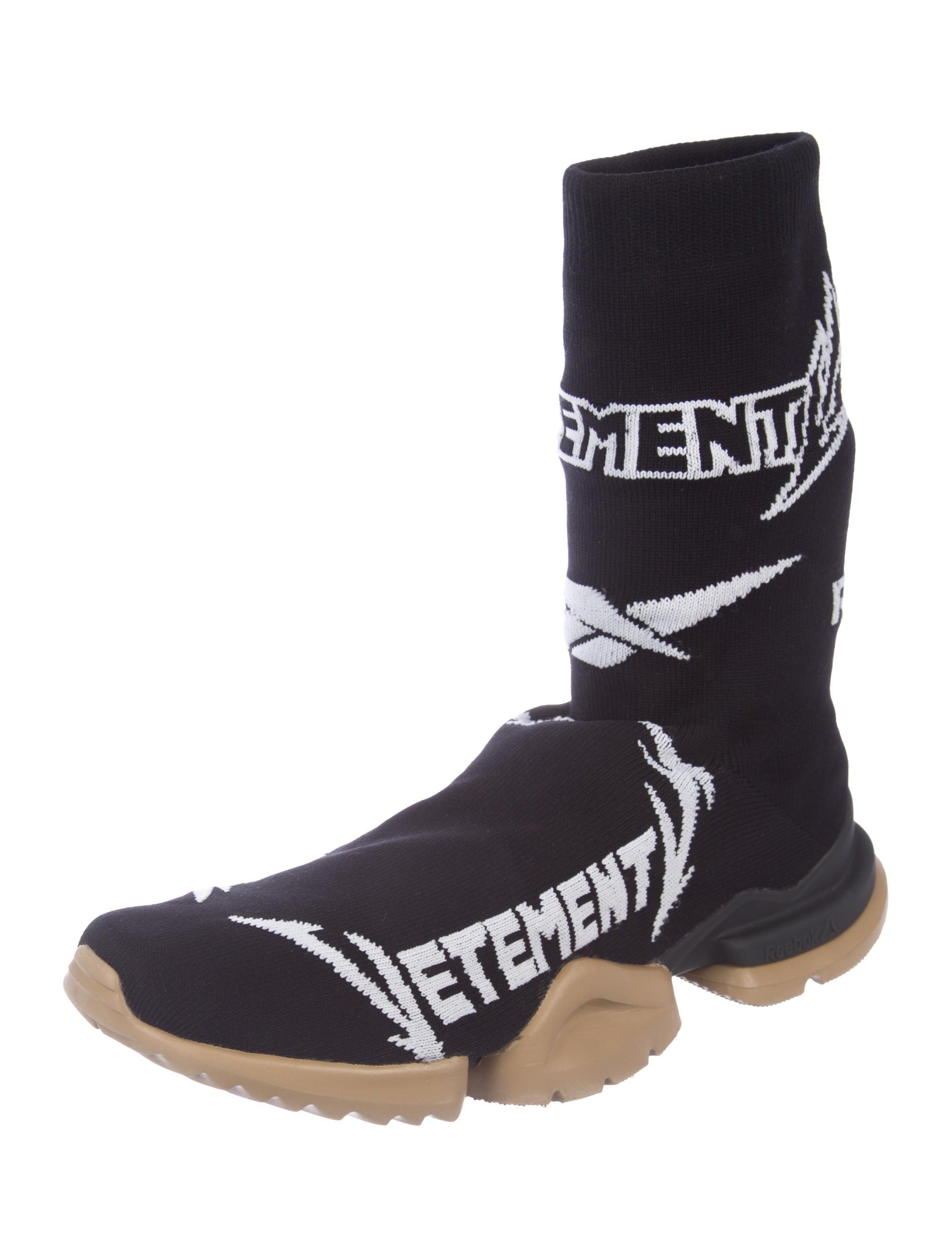 Vetements Vetements x Reebok 2018 Sock Trainer Sneakers