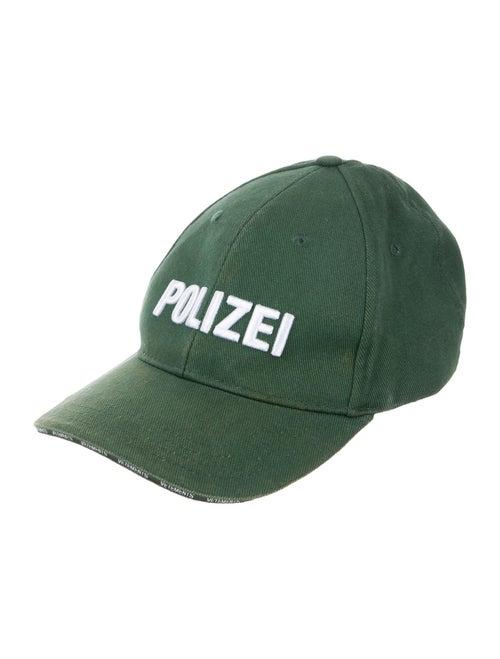 Vetements Polizei Baseball Cap