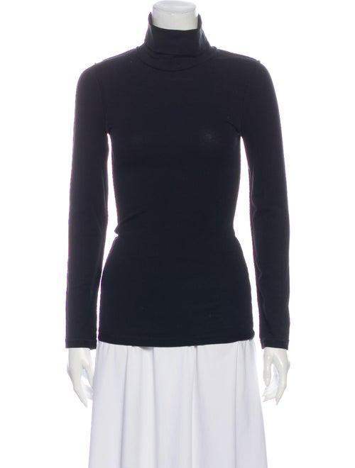 Vetements Turtleneck Sweater Black