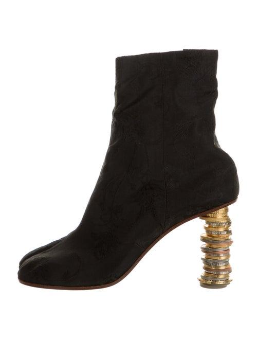 Vetements Boots Black