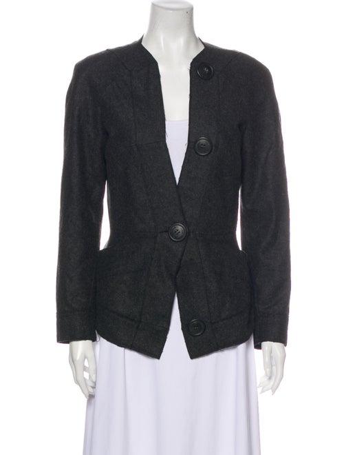 Vivienne Westwood Anglomania Virgin Wool Blazer Wo