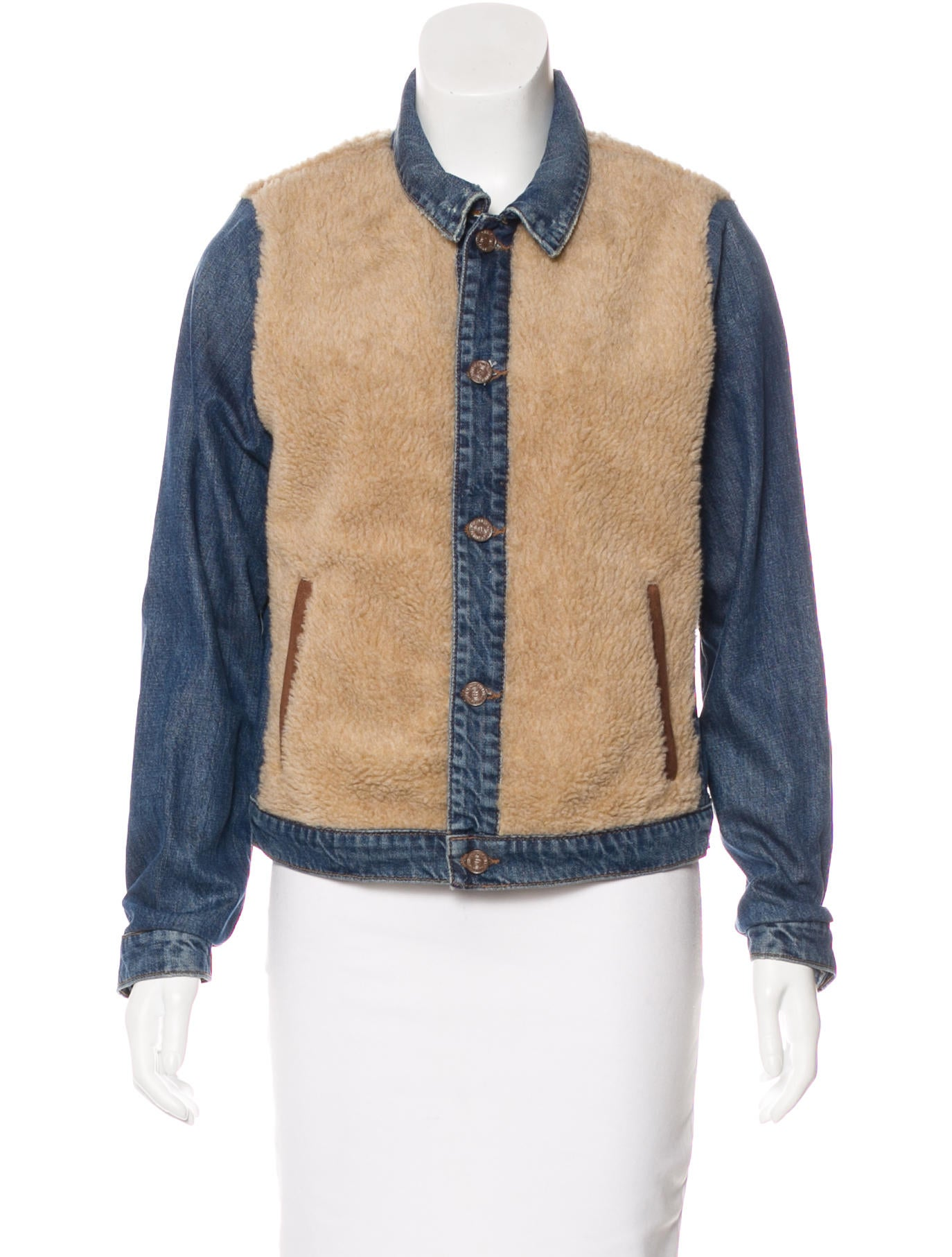 manakamanamobilecenter.tk: denim shearling jacket. From The Community. Amazon Try Prime All Allegra K Women's Imitated Shearling Collar Denim Jacket. by Allegra K. $ - $ $ 18 $ 20 99 Prime. FREE Shipping on eligible orders. Some sizes/colors are Prime eligible. out of .