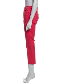 Mother High-Rise Straight Leg Jeans w/ Tags