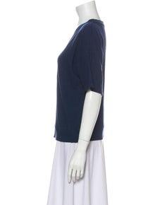 Mother V-Neck Short Sleeve T-Shirt