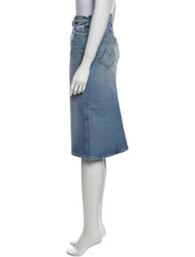 Mother The Swooner Knee-Length Skirt w/ Tags