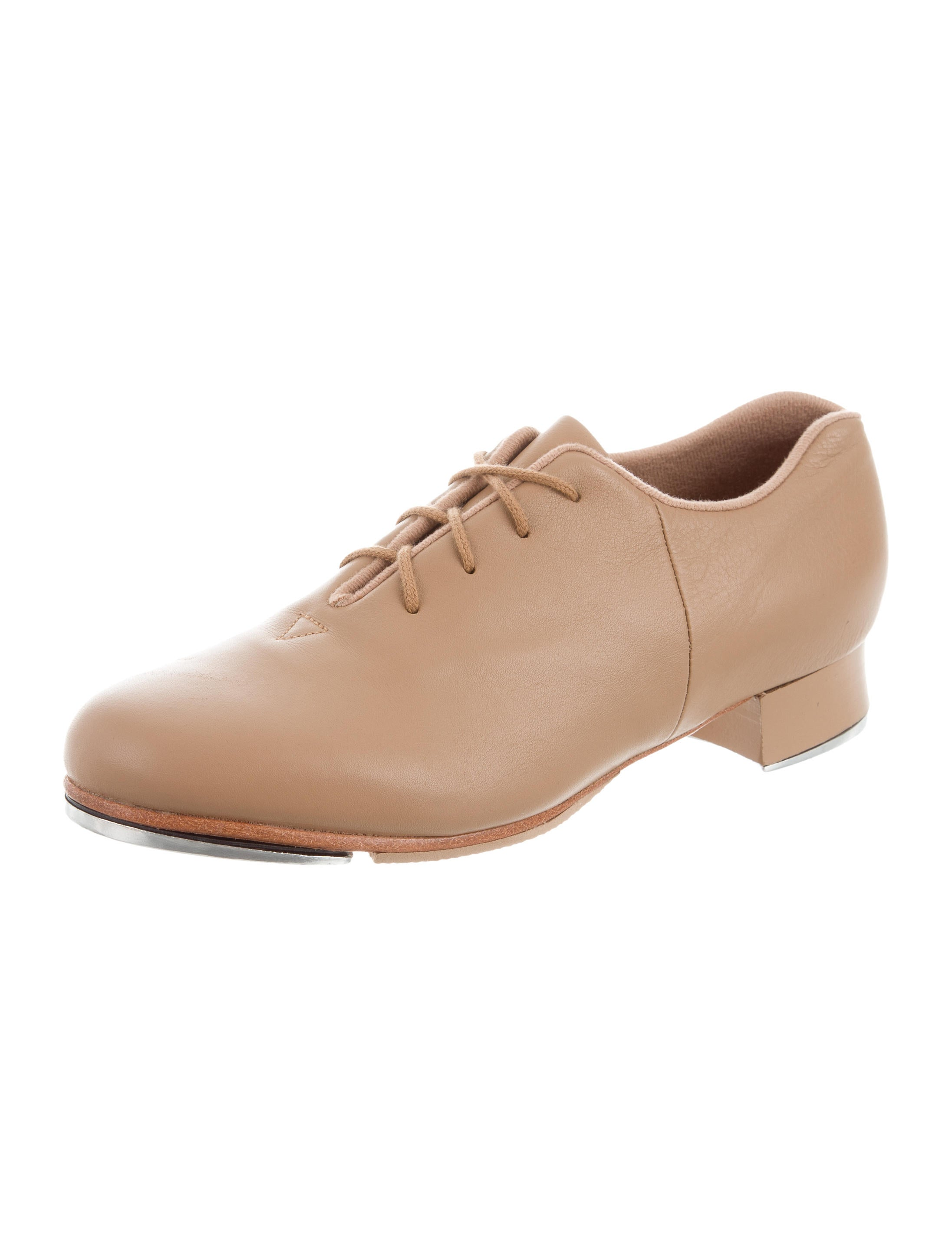 sale 100% guaranteed Bloch Leather Lace-Up Oxfords w/ Tags discount new clearance low cost reliable cheap pre order J0717iz