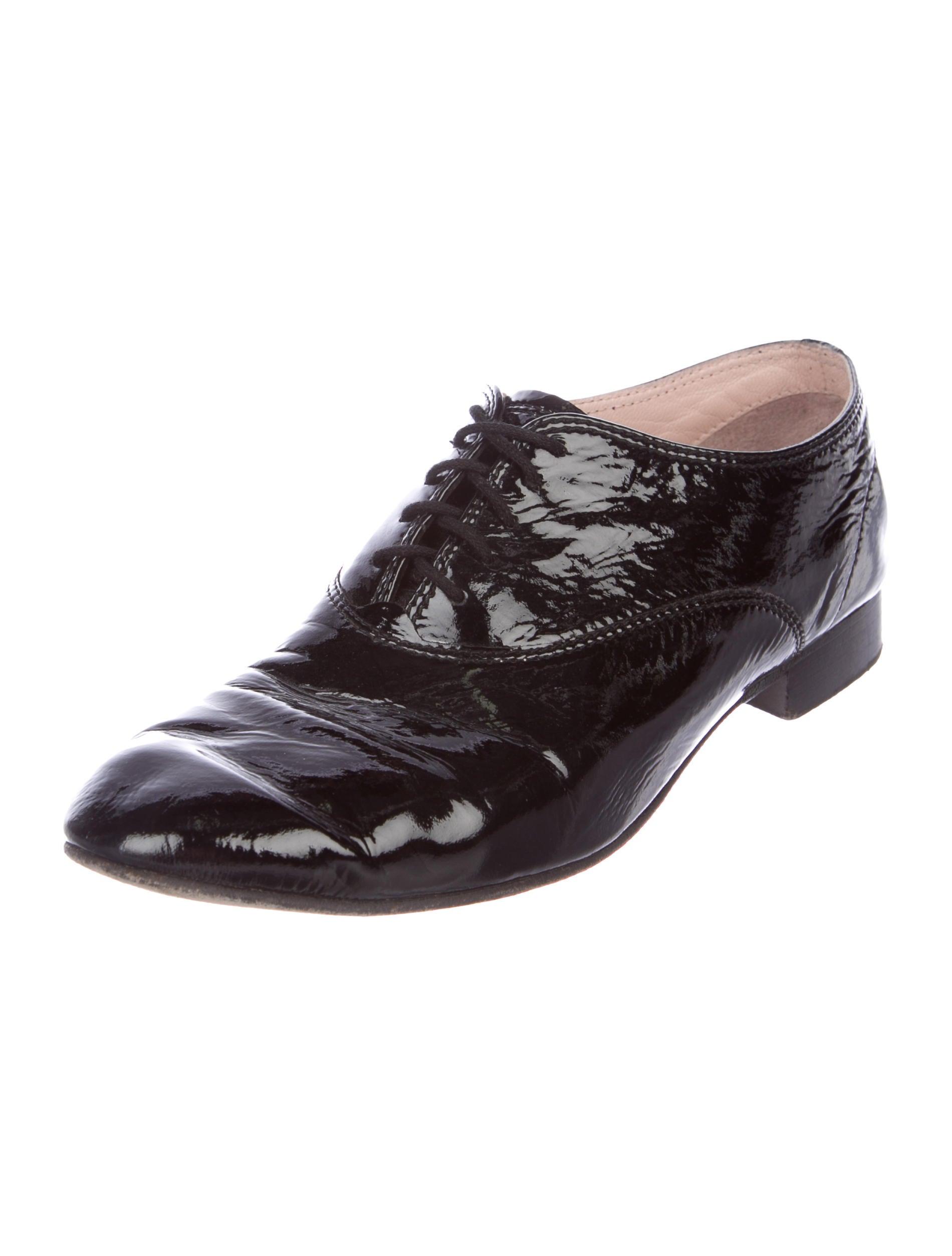sale geniue stockist sale view Bloch Patent Leather Lace-Up Oxfords TtrejeXR